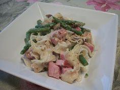 Cook with Sara: Ham and Asparagus Casserole