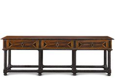 Shop console tables at Chairish, the design lover's marketplace for the best vintage and used furniture, decor and art. Custom Furniture, Table Furniture, Contemporary Furniture, Luxury Furniture, Home Furniture, Furniture Design, Chinoiserie, Marina Furniture, Armoire