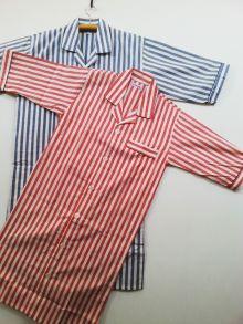 ホテルで使われているワンピースタイプのパジャマ スリーパー 男女兼用 S~LLサイズ パジャマハウスオリジナル  日本製