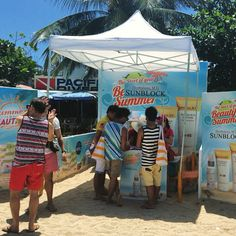 Come check out our Summer is Beautiful booth if you happen to be in #PuertoGalera today or tomorrow. Take a selfie and make sure you use these hashtags! #hbcSummerisBeautiful #HMDBeautifulSummer