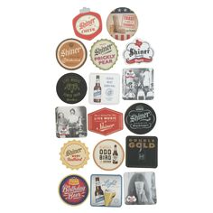 Collect Bar Coasters by Shiner Beers – Shiner Store