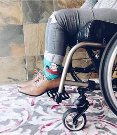 Sid Marcos. Wheelchair user, guest blogger