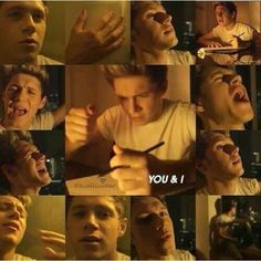 niall in : you & i
