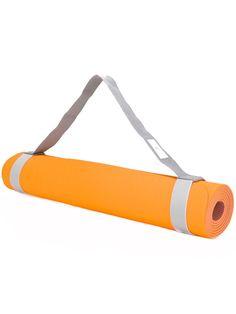 Adidas By Stella Mccartney yoga mat, Yellow/Orange