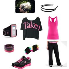 Curvy Fitness Style Breast Cancer Awareness