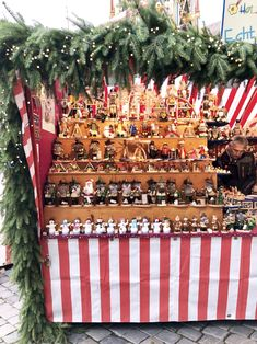 Nuremberg, Germany Christmas Markets - The Farm Chicks Nuremberg Christmas Market, Christmas Markets Germany, German Christmas Markets, Old Fashioned Christmas, Nuremberg Germany, The Knick, Opening Day, Christen, Red And White Stripes