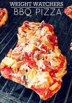 Grill fresh Pizza ri