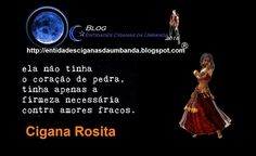Entidades Ciganas da Umbanda (Clique Aqui) para entrar.: CIGANA ROSITA