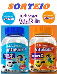 Crianças é tudo de bom : Sorteio de Vitaminas C e Cálcio+Vitamina D Infanti...