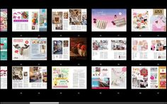 mollie makes magazine inside - Buscar con Google