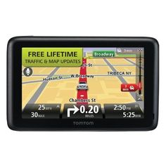 TomTom GO 2435TM 4.3-Inch Bluetooth GPS Navigator with Lifetime Traffic & Maps and Voice Recognition by TomTom. $168.26. From the Manufacturer                            TomTom GO 2435 TM                                 Your Journey…with hands-free navigation and advanced design         Equipped with hands-free calling and hands-free navigation control         Let the GO 2435 TM keep you focused on the road ahead. The GO device combines Bluetooth hands-free ca...