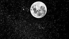 Moon And Stars Wallpaper, Desktop Wallpaper Black, Macbook Wallpaper, Aesthetic Desktop Wallpaper, Star Wallpaper, Wallpaper Space, Homescreen Wallpaper, Computer Wallpaper, Aesthetic Backgrounds