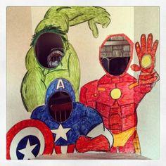 14 Avengers Birthday