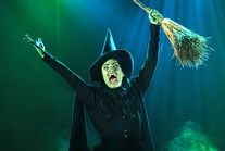 """Tony Award-winner Idina Menzel performing as Elphaba in """"Wicked"""" at the 2004 Tony Awards. Photo: Anita and Steve Shevett Theatre Quotes, Theatre Nerds, Music Theater, Theatre Posters, Musical Theatre Auditions, Audition Songs, Teaching Theatre, Acting Tips, Acting Class"""