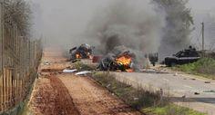 Amenaza por conflicto grave: Hezbolá ataca convoy militar israelí - http://notimundo.com.mx/mundo/amenaza-por-conflicto-grave-hezbola-ataca-convoy-militar-israeli/28622