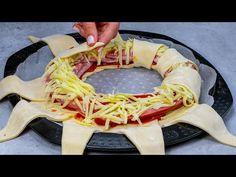 Empanadas, Ketchup, Ethnic Recipes, Quiches, Romania, Youtube, Mexico, Food, Hampers
