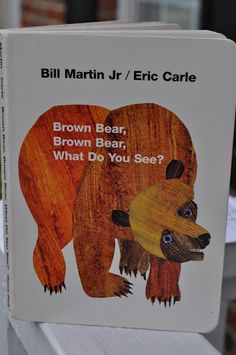 Brown Bear Brown Bear Themed Party