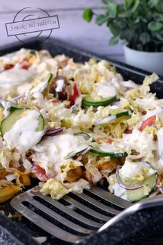 Kapsalon – Holenderski fast food – Smaki na talerzu