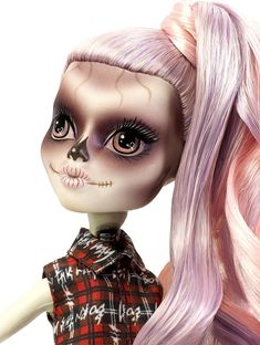 Monster High ZOMBY GAGA Exclusive Doll - Doll - 5