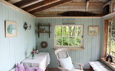 Sarah's Summer House Location | BOOK: Junk Style by Melanie Molesworth PHOTOGRAPHY: Tom Leighton