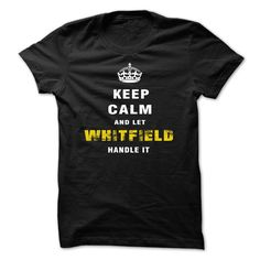 awesome  WHITFIELD Handle it