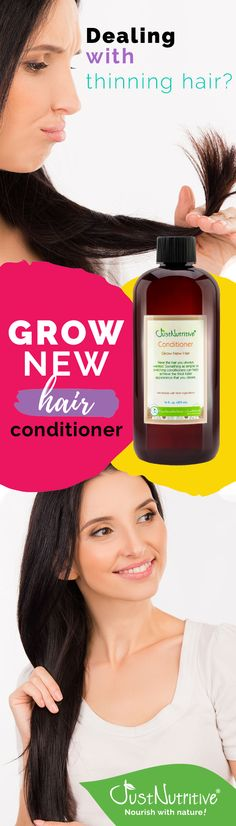 Crafted to Enhance the Appearance of Fuller Thicker Hair