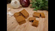 I like to have homemade bouillon cubes at home so I can prepare a lot of tasty dishes every day. I hope you try also to make your own stock cubes by adding t. Vegetable Stock Cubes, Vegetable Seasoning, How To Dry Oregano, Baking Tips, Kitchen Recipes, Tasty Dishes, Food Hacks, Harvest, Soups