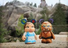 Retelling a 'Tale as Old as Time' with New Vinylmation Series Debuting at Disney Parks on June 21: http://di.sn/hER