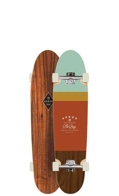 Skateboards   Arbor Collective - Bug Premium