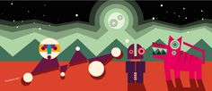 Video of Digital Looms - Video de Telares DIgitales