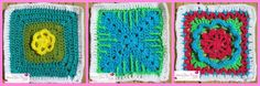 Knot Your Nana's Crochet: Granny Square CAL (Week 31)