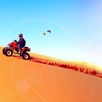 ATV at the Pismo Dunes