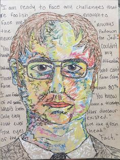 Dwight Schrute Dwight Schrute, Art Portfolio