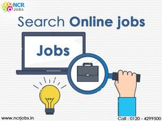 Through the prominent job portal, the job seeker can #SearchOnlineJobs without any struggle and save your time & money.  See more @ http://bit.ly/2hyQz7y #NCRJobs #OnlineJobs