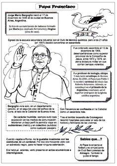 El Rincón de las Melli: Papa Francisco