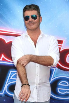 """Cross one original American Idol judge off the list for ABC's reboot: Simon Cowell said tonight that he """"was asked to do it, and the answer is no. American Idol Judges, Simon Cowell, Big"""