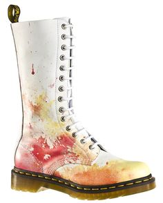 Danielle Meder's win­ning design for Dr. Martens.