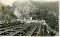 Voladura puente de Pancorbo