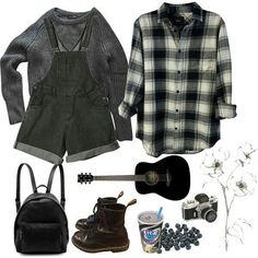 """4,672 Likes, 5 Comments - Alternative outfits (@grungelookbooks) on Instagram: """"#fashion#style#grungetumblr#grunge#softgrunge#hipster#hippie#urban#goth#gothic#ootd#punk#outfit#alternative#style#clothes#trend#band#acdc#pale#denim#ripped#drmartens#creepers#overalls#streetstyle#pale#pastel#styling#inspiration"""""""