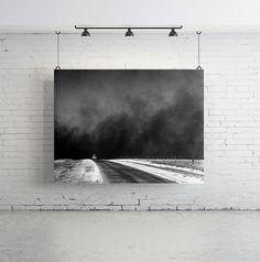 "24"" x 18"" - ***SALE*** Vintage Photography, Large Print of Dust Bowl, Texas"