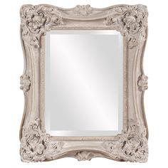 Howard Elliott Sara Wall Mirror - 18W x 22H in. - 56138