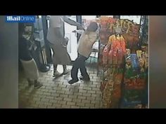 CCTV Reportly Shows Michael Brown in 'Strong Arm' Robbery