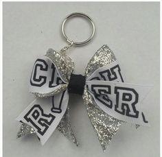 Cheer Keychain Bagtag Great Cheer Team Gift Best by EtsyCheerBows, $4.00
