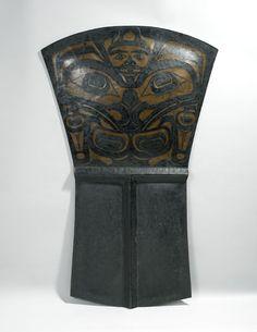 Copper Shield Haida, 20th century