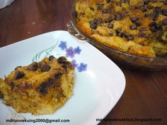 Strawberry- Chocolate Chip Bread Pudding Recipes — Dishmaps