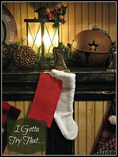 Stocking For Jesus. Have kids write what they want to give to Jesus this year to make the world a better place and put it in his stocking. Free printable poem to go with it. *love this*