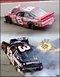 What did Nascar do with Dale Earnhardts Daytona 500 Wrecked car that Dale Died in? Did they put it in a museum? Did the store it?Dale Earnhardt Always A Nascar Race Tracks, Nascar Crash, Nascar Sprint Cup, Nascar Racing, Race Cars, Dale Earnhardt Death, Taylor Earnhardt, Nascar Wrecks, The Intimidator