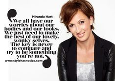 mirandaseb: There are no truer words. All Things Miranda Hart. The Words, Miranda Hart Quotes, Quotable Quotes, Funny Quotes, Beautiful Words, Beautiful People, Comedians, Inspire Me, Quotes To Live By