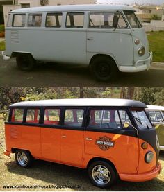 Reforma da minha Kombi ano 1972. Restoration of my 72´s VW BUS.