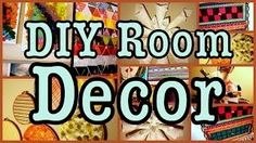DIY ROom Decor from the thrift store!